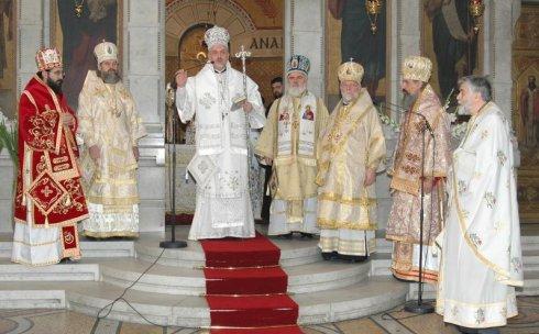 Adunarea Episcopilor Ortodocşi din Franţa (AEOF)